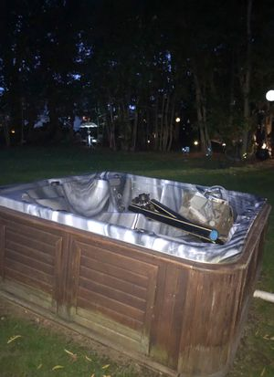 Awesome hot tub for Sale in Fairhaven, MA