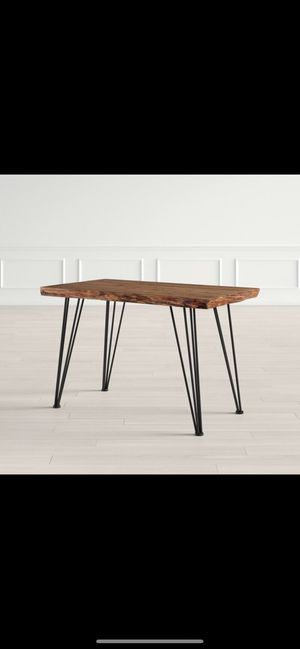 Wood Dining Table for Sale in Hialeah, FL
