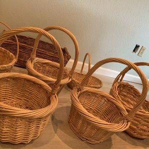 Lot Of Baskets for Sale in Lynnwood, WA