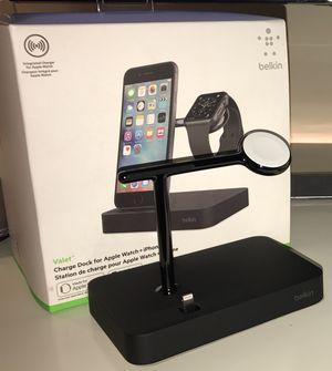 Belkin Valet Charge Dock for iPhone + Watch for Sale in Atlanta, GA