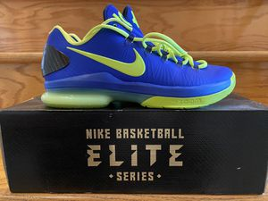 "Nike KD V Elite ""Superhero"" (Sz. 9.5M) for Sale in Jackson, MS"