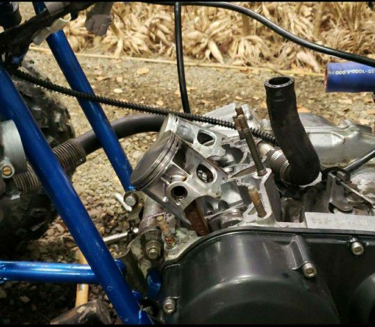 Iso Project Atvs, GoKarts, And Dirtbikes