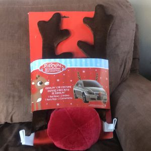 Car Costume Rudolph for Sale in Kenosha, WI
