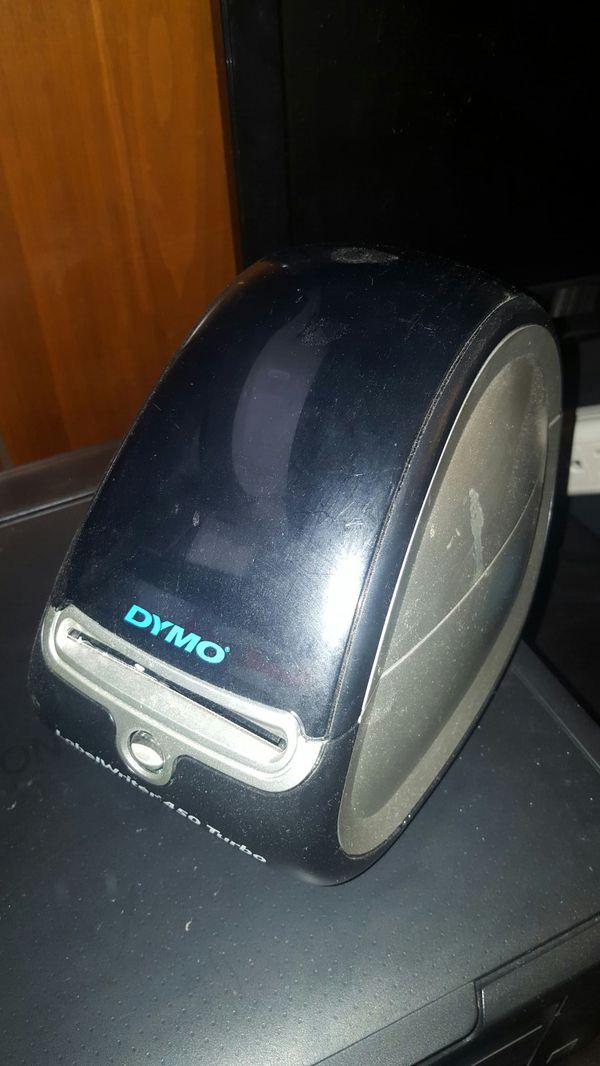 DYMO 450 Turbo Label Maker