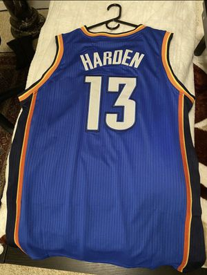 James Harden NBA Basketball Jersey for Sale in Folsom, CA