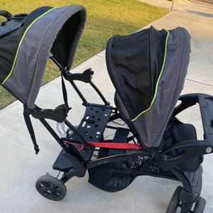 Double Stroller- Baby Trend for Sale in Acworth, GA