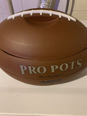 Football crock pot for Sale in Avon, OH