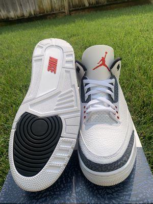 Jordan 3 'Denim' for Sale in Fresno, CA