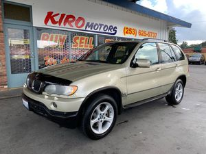 2003 BMW X5 for Sale in Lakewood, WA