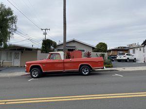 1969 dodge d100 sweptline for Sale in San Juan Capistrano, CA