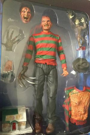 Neca Nightmare on Elm Street 3 Dream Warriors Horror Collectible Action Figure Toy ( Read Description Down Below ) for Sale in Chicago, IL