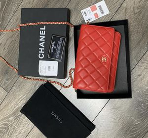 Chanel bag red —last one available for Sale in New York, NY