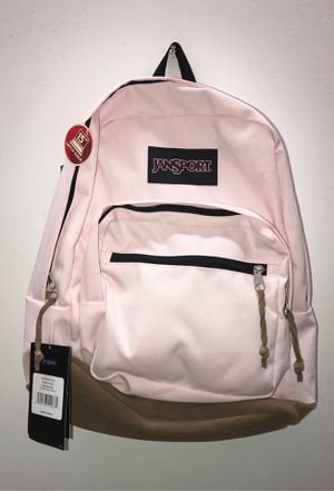 Pink Jansport Backpack Right Pack for Sale in Land O Lakes, FL