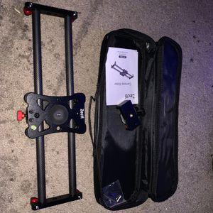 "ZECTI camera slider. 15"" long for Sale in Tampa, FL"
