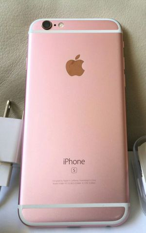 iPhone 6S, 64GB - excellent condition, factory unlocked, clean IMEI for Sale in VA, US