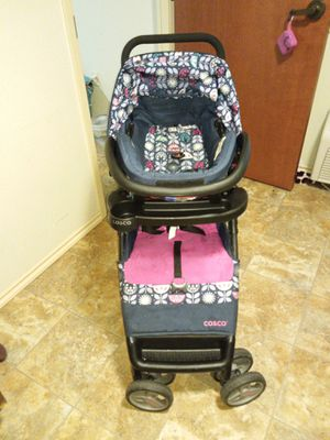Stroller and car seat for Sale in Yakima, WA