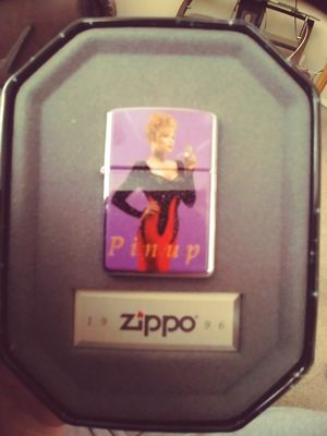 Pin up Girl zippo for Sale in Peoria, AZ