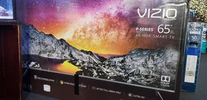 "65"" Vizio 4k uhd hdr smart 240hz led Tv for Sale in Yorba Linda, CA"
