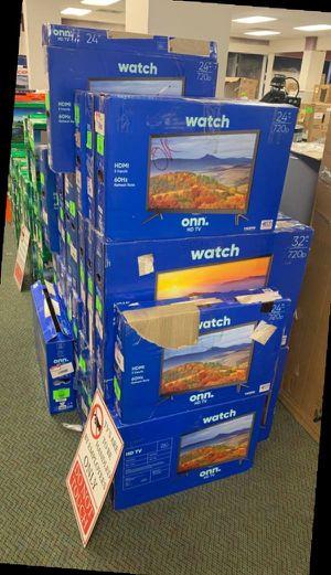 "24"" ONN TVS LIQUIDATION SALE OPEN BOX U94 for Sale in Dallas, TX"