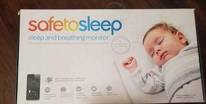 Baby Monitor & Youth Troll sleeping bag set for Sale in Coppell, TX