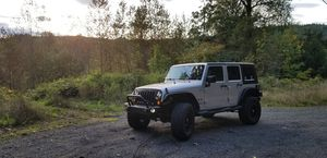 2007 Jeep Wrangler Unlimited (6-manual) for Sale in Enumclaw, WA