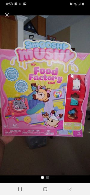 Food factory game for Sale in Sumter, SC