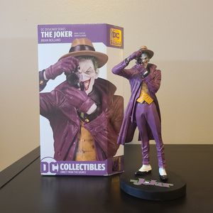 DC Collectibles The Joker Statue By Brian Bolland The Killing Joke for Sale in Beaverton, OR