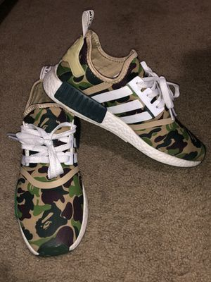 Bape Adidas 9.5 for Sale in Fresno, CA