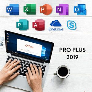 Microsoft Office 365 LIFETIME Account Subscription 5 Users PC or Mac 2019 for Sale in Chicago, IL