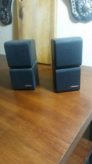 Bose speakers for Sale in Tempe, AZ