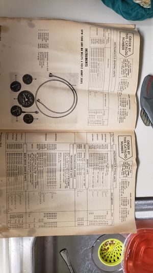 1965 jeep parts catalog for Sale in Marysville, WA