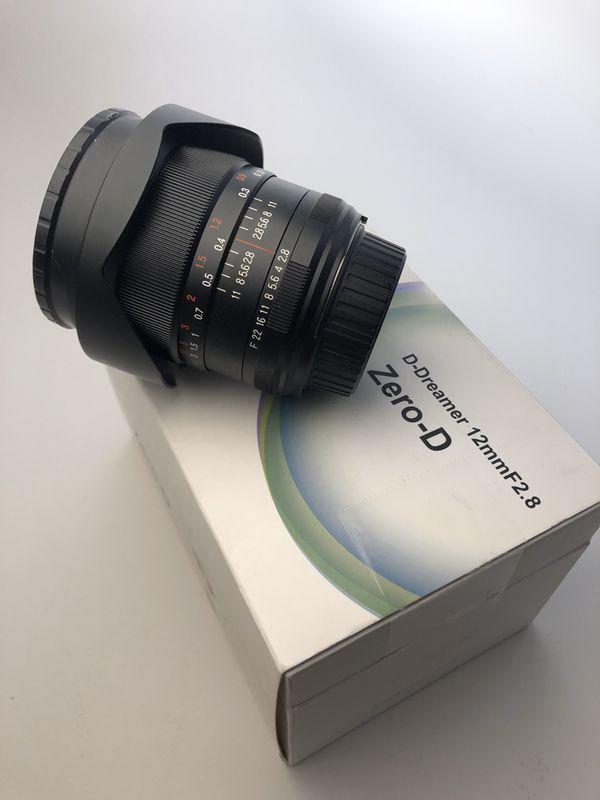 Laowa 12mm f/2.8 Zero D for Nikon