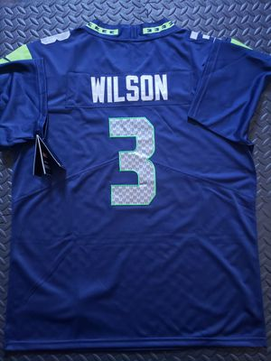 Russell Wilson - Seattle Seahawks Size Large for Sale in Hoffman Estates, IL