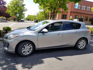 2012 MAZDA 3i, TOURING, Low Miles for Sale in Portland, OR