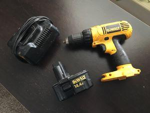 DeWalt Drill 14.4 volt for Sale in Lexington, KY