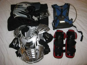 MOTORCYCLE Racing Wear - Helmet / Boots / Jersey / Pants & Gear - LIKE NEW for Sale in Addison, TX