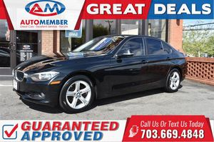 2014 BMW 3 Series for Sale in Leesburg, VA