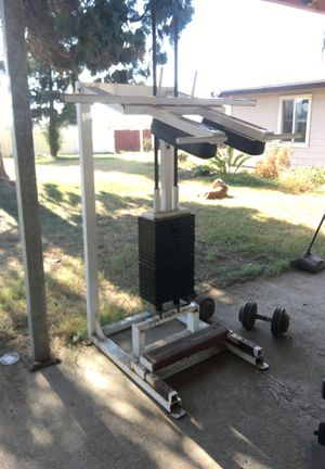 Standing Calf Raise for Sale in Sanger, CA