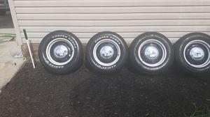 Rally Wheels 15 inch 500.00 obo for Sale in Winter Garden, FL