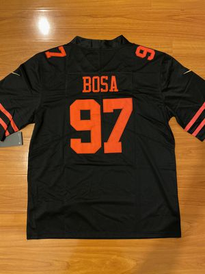 Nick Bosa San Francisco 49ers Nike NFL Stitched Football Jersey for Sale in Fontana, CA
