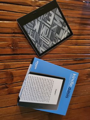 Kindle Oasis 9th generation WiFi for Sale in Portland, OR