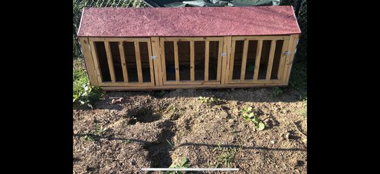 3 stall dog/animal kennel for Sale in White Hall,  WV