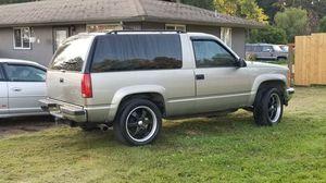 PLEASEHELP STOLEN TAHOE REWARD for Sale in Lake Stevens, WA