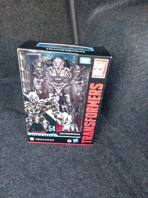 Hasbro toy's studio series 54 vouyager class megatron action figure for Sale in Bethlehem, GA