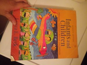 Infants and Children by Laura Berk 7th edition for Sale in Wheeling, IL