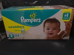 Pampers diapers for Sale in Los Angeles, CA