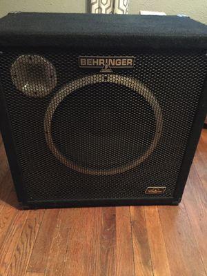Behringer Bass cabinet for Sale in Bridgeport, WV