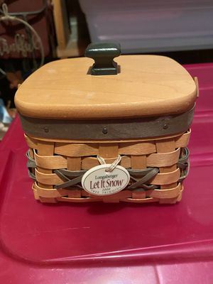 Longaberger Candy Basket for Sale in Westerville, OH