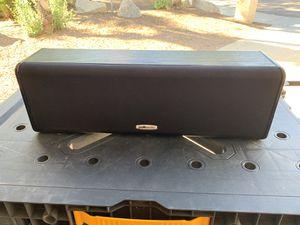 Polk Audio Center Channel Speaker NEW for Sale in Scottsdale, AZ