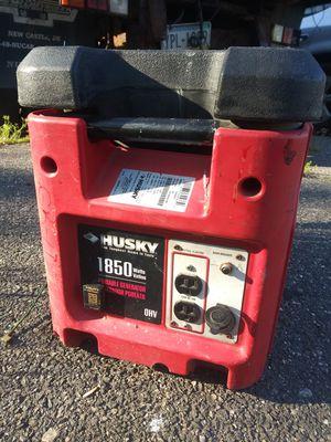 Husky generator for Sale in Philadelphia, PA